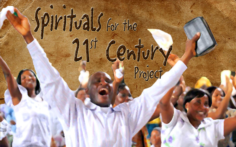 Spirituals for the 21st Century logo 800